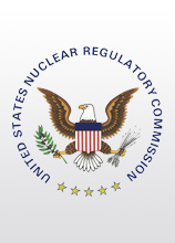 Emblem of Nuclear Regulatory Commission