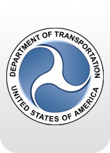 Emblem of Department of Transportation