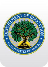 Emblem of Department of Education
