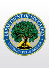 Emblem of Department of Education