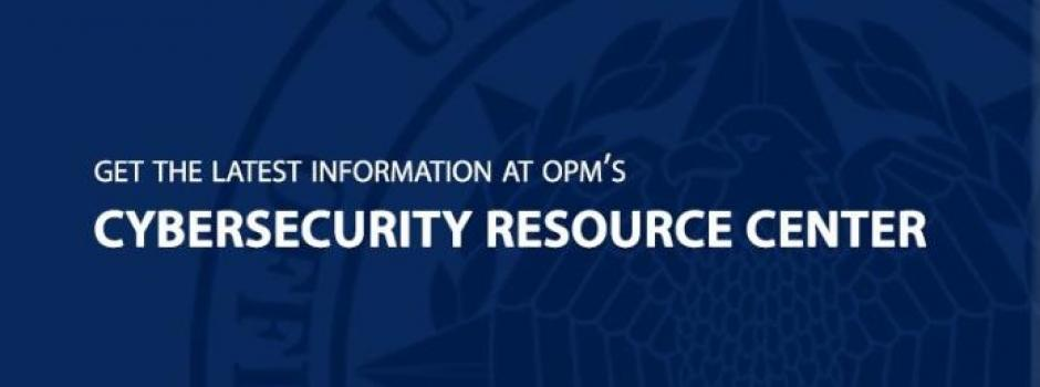 Image of OPM Cybersecurity banner